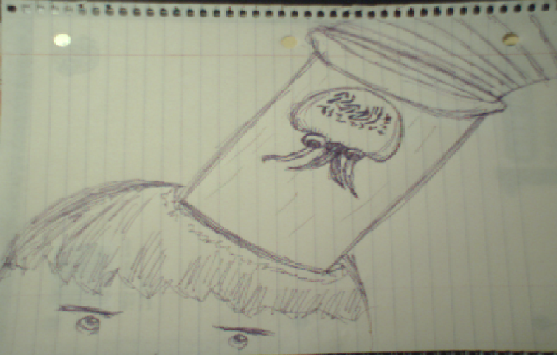 Joe Drawing 3 Crop 80