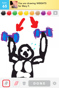 2012 04Apr 13 A Draw something!  - Weights