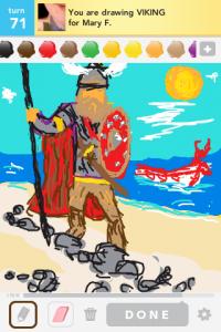 2012 04Apr 20 B Draw something!  - Viking