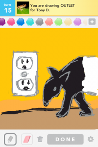 2012 04Apr 20 C Draw something!  - Outlet