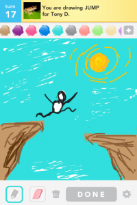 2012 04Apr 22 C Draw something!  - Jump