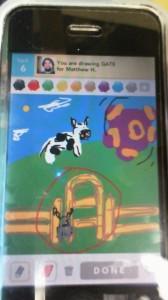 2012 04Apr 4 D Draw something! - Gate