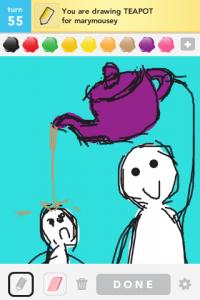 2012 04Apr 8 G Draw something! - Teapot