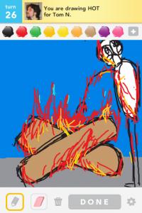 2012 04Apr 8 H Draw something! - Hot
