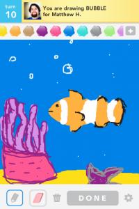 2012 04Apr 8 I Draw something! - Bubble