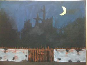 Castlevania gate