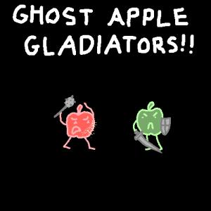 Ghost Apple Gladiators2
