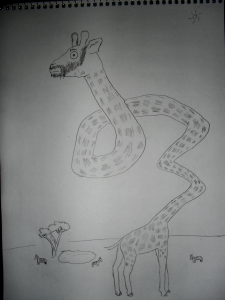 GiraffeNeck