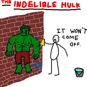 Indelible Hulk