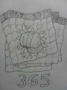 2013 07July 9 Day 365